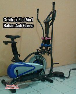 Sepeda Fitness,Sepeda Statis,alat fitness,orbitrek.