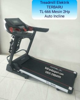 Treadmillelektrik-tl666-mesin2hp-rafandasport