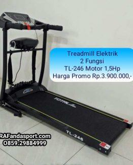 Treadmillelektrik2fungsi-tl246