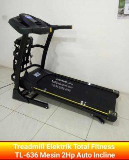 Treadmillelektrik-tl636
