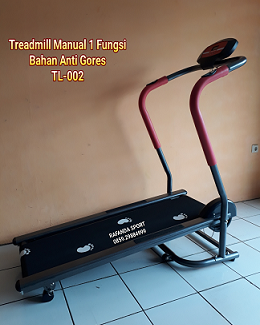 Treadmill manual TL-002AG
